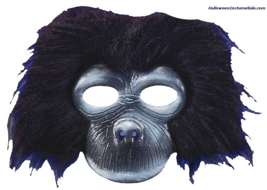 GORILLA PLUSH MASK