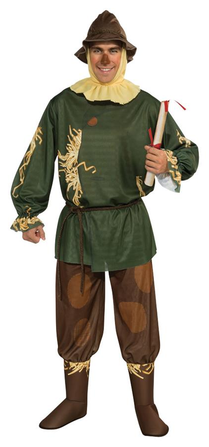 WIZ OF OZ SCARECROW COSTUME
