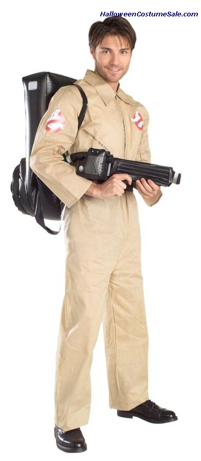 GHOSTBUSTERS STANDARD ADULT COSTUME