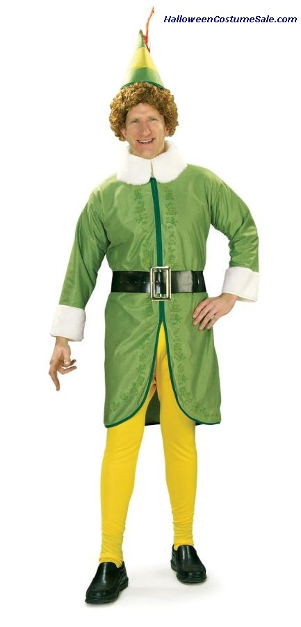 BUDDY THE ELF ADULT COSTUME