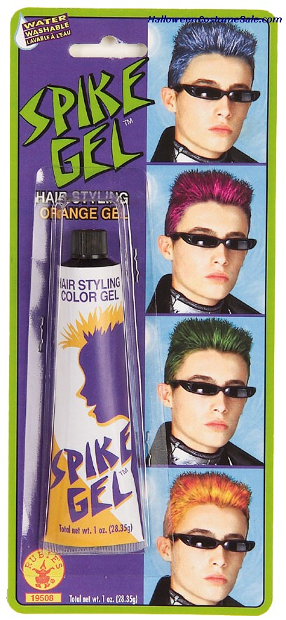 Spike Hair Gel