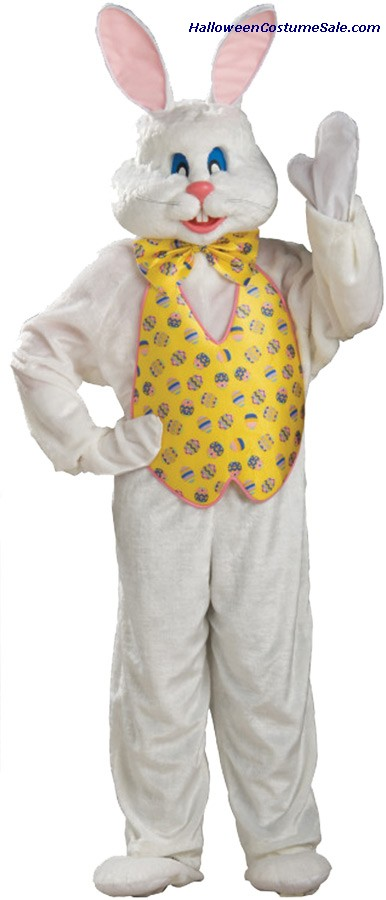 DELUXE BUNNY ADULT COSTUME