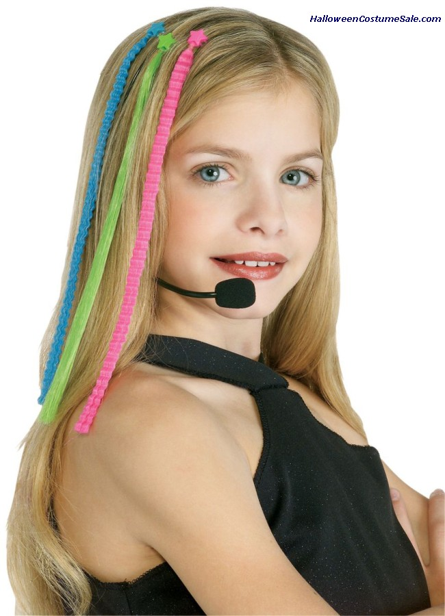 Pop Diva Headset & Hairpieces