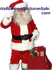 IMPERIAL SANTA SUIT COSTUME