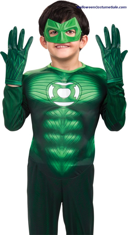 HAL JORDAN CHILD GLOVES