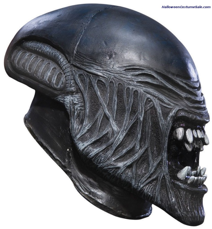 Child Alien Vinyl Mask