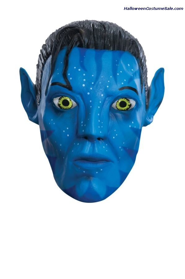 AVATAR JAKE 3/4 MASK