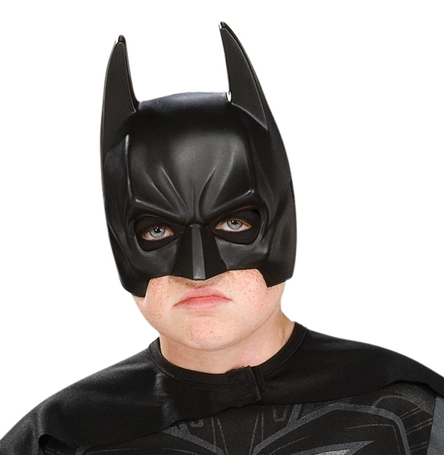 BATMAN ADULT HALF MASK