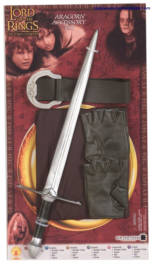 ARAGORN KIT LORD OF THE RINGS