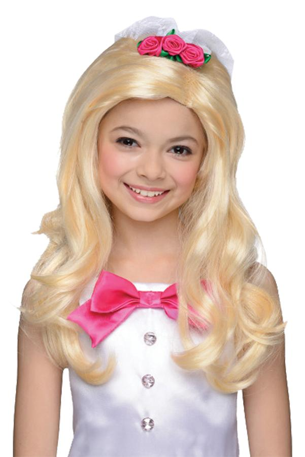 BARBIE WIG STYLE 2