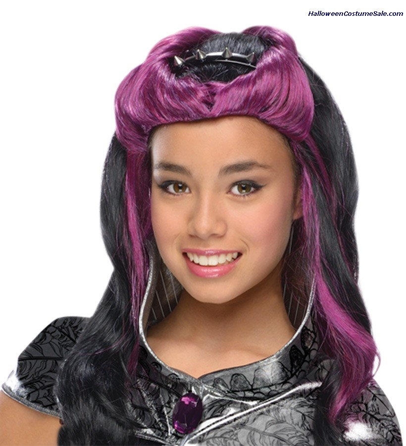 EVER AFTER HIGH RAVEN QUEEN CHILD WIG