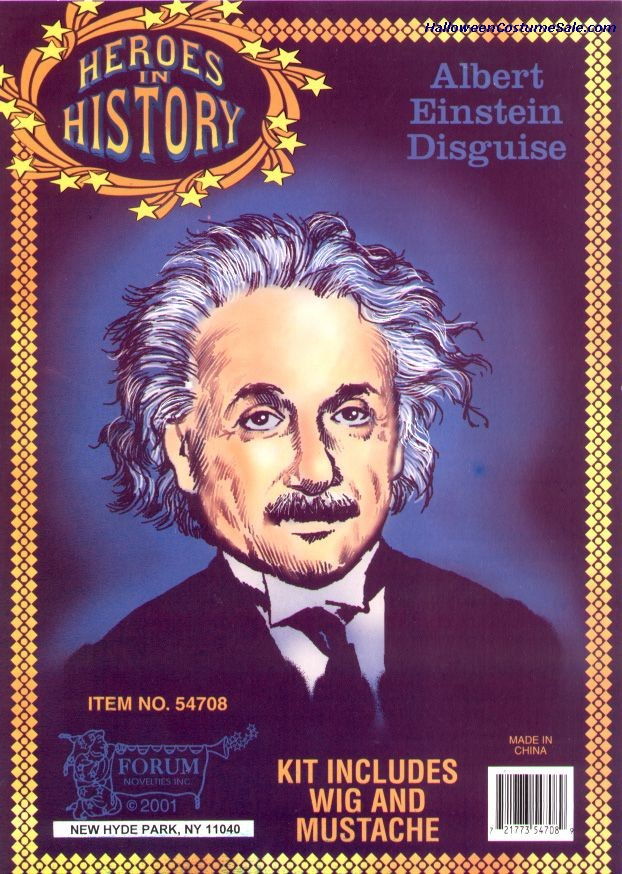 EINSTEIN HEROES IN HISTORY