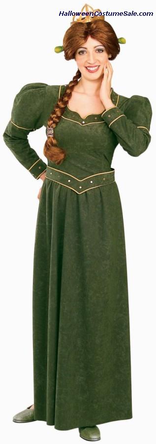 PRINCESS FIONA ADULT DELUXE
