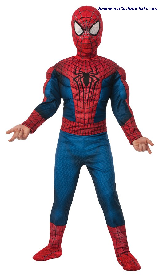 SPIDERMAN 2 CHILD COSTUME