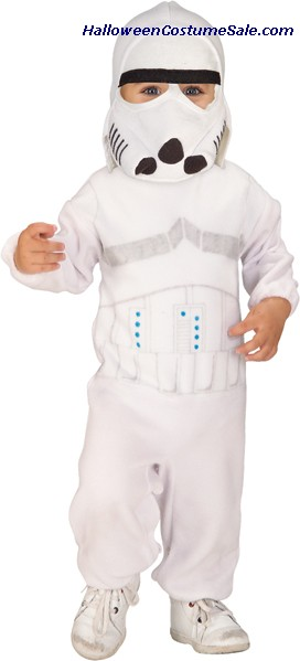 STORM TROOPER INFANT COSTUME