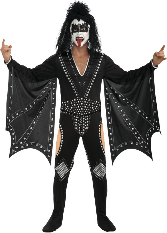 KISS DELUXE THE DEMON ADULT COSTUME
