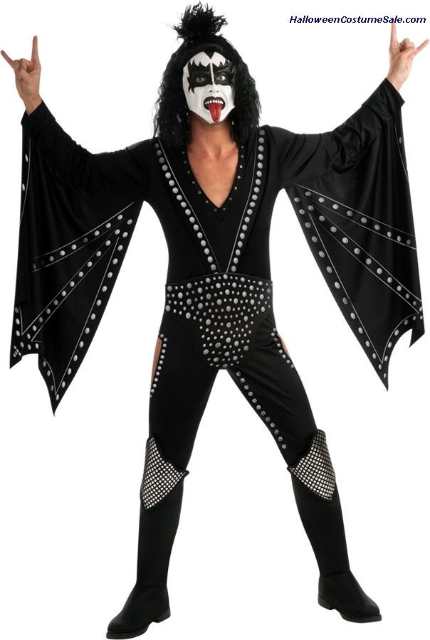 DELUXE DEMON ADULT COSTUME