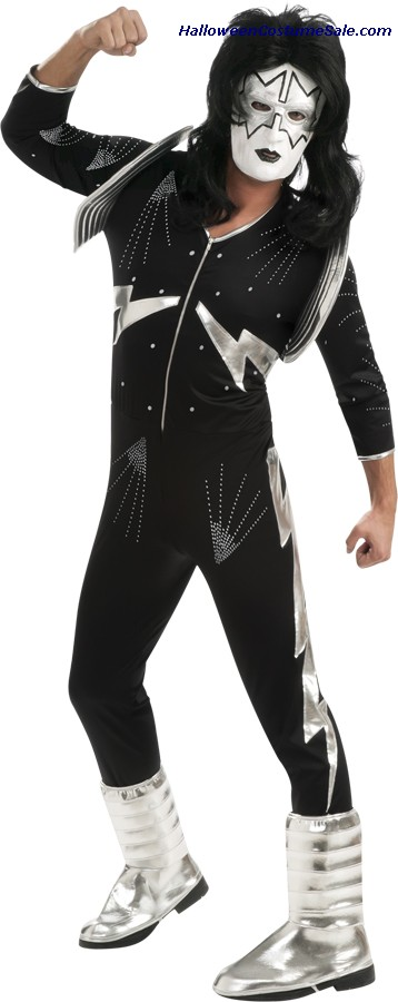 DELUXE SPACE MAN ADULT COSTUME