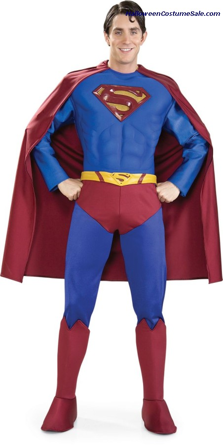 SUPERMAN SUPREME COSTUME
