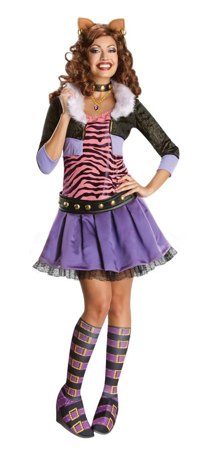 MH CLAWDEEN WOLF ADULT COSTUME