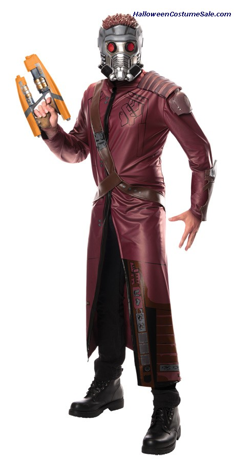 STARLORD ADULT COSTUME