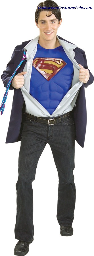 CLARK KENT SUPERMAN COSTUME