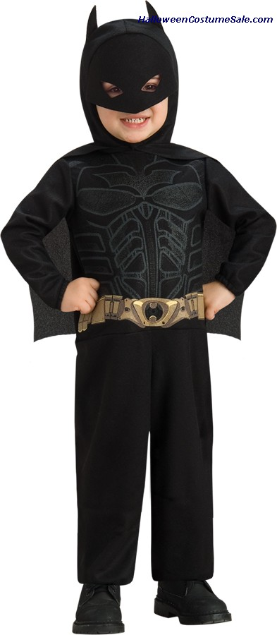 BATMAN DARK KNIGHT TODDLER COSTUME