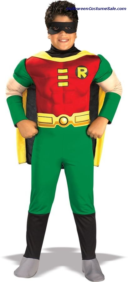 ROBIN DELUXE CHILD/TODDLER COSTUME