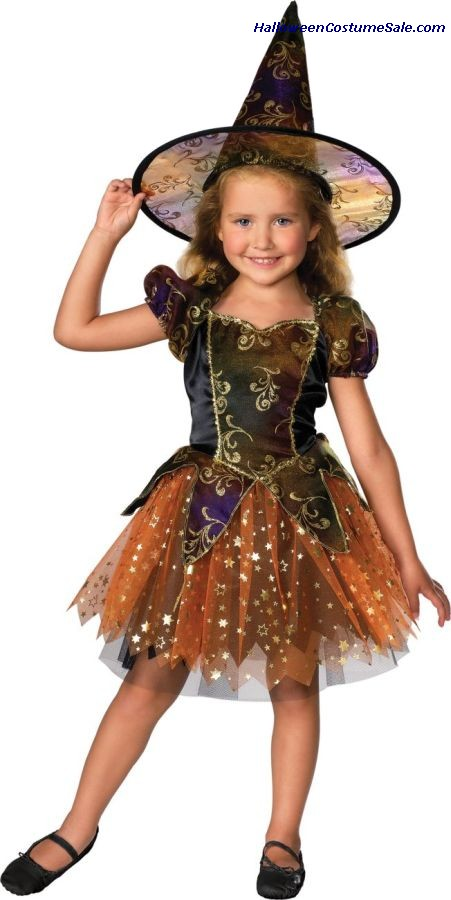 ELEGANT WITCH CHILD/TODDLER COSTUME