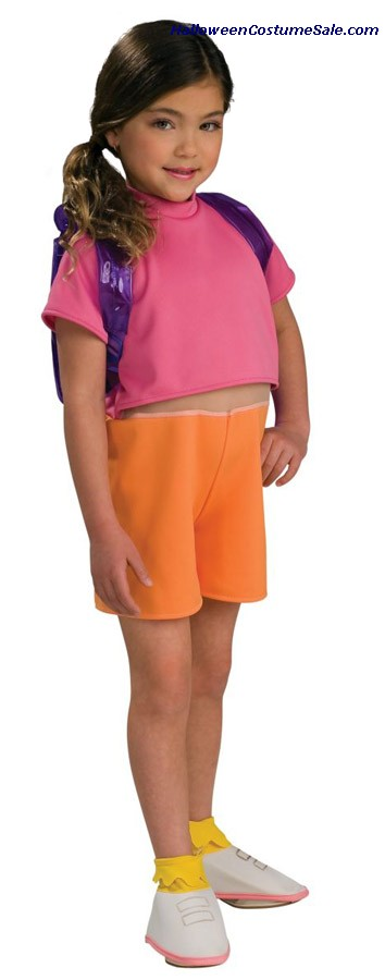 DORA CHILD/TODDLER COSTUME