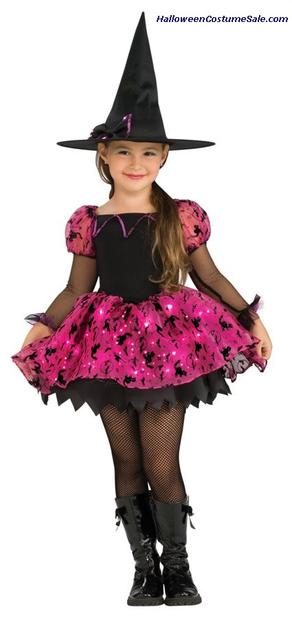 MOONLIGHT MAGIC WITCH CHILD/TODDLER COSTUME