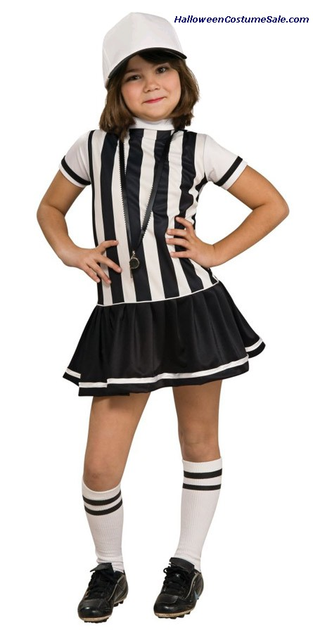 REFEREE CHILD COSTUME