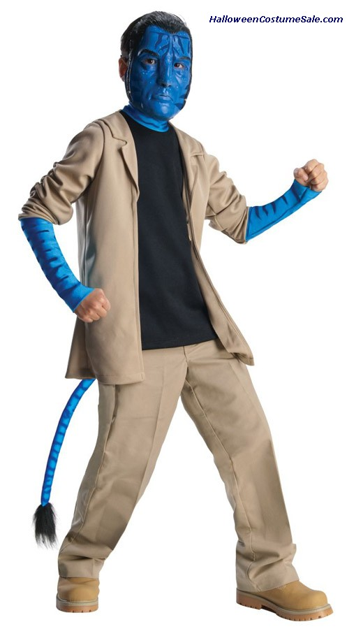 AVATAR JAKE SULLEY DELUXE CHILD COSTUME