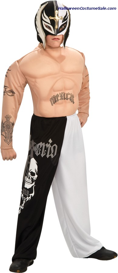 WWE REY MYSTERIO DELUXE CHILD COSTUME