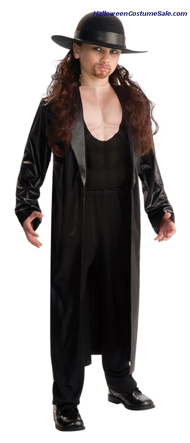 WWE UNDERTAKER DELUXE CHILD COSTUME