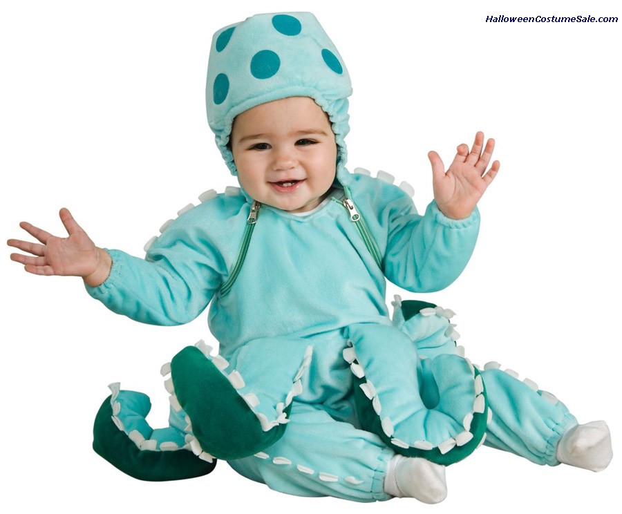 OCTOPUS INFANT/TODDLER COSTUME