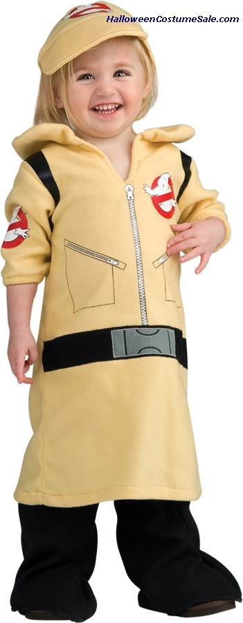 GHOSTBUSTERS GIRL INFANT/TODDLER COSTUME