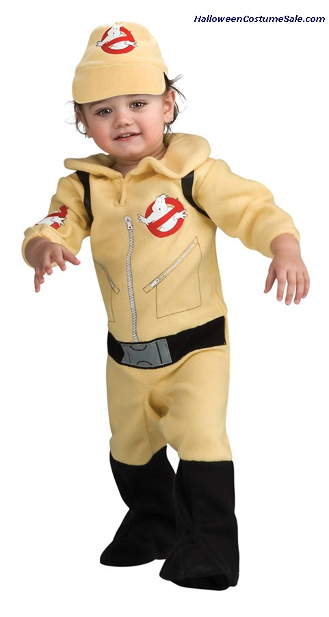 GHOSTBUSTERS BOY INFANT/TODDLER COSTUME