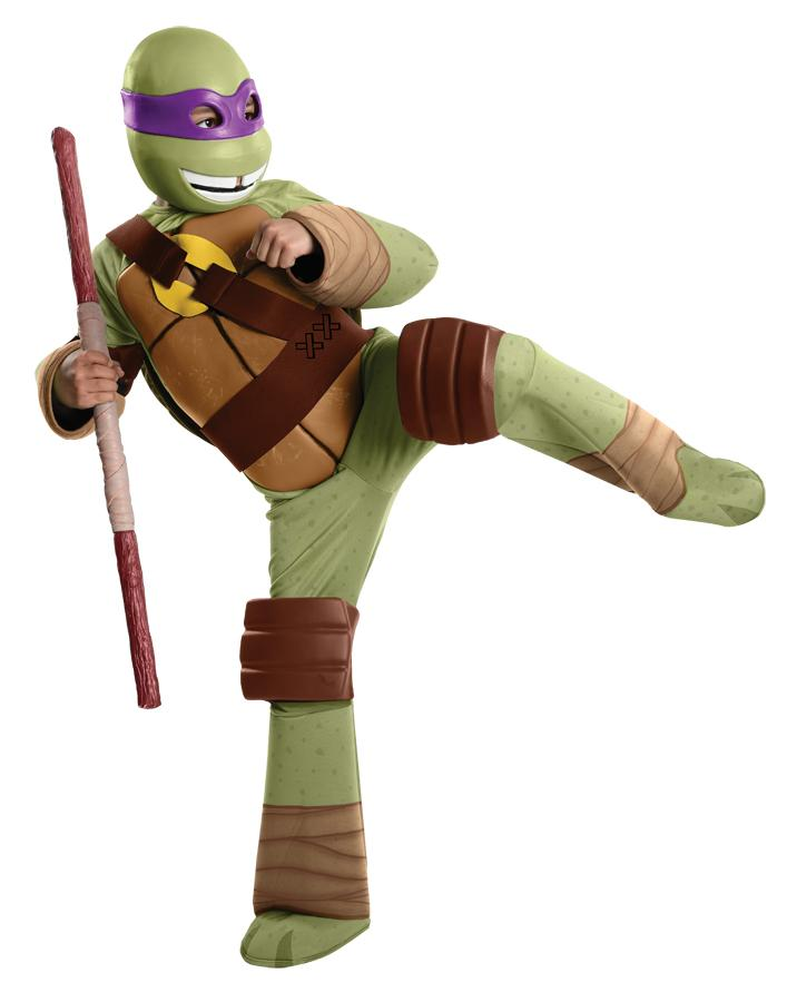 TMNT DONATELLO DELUXE CHILD COSTUME
