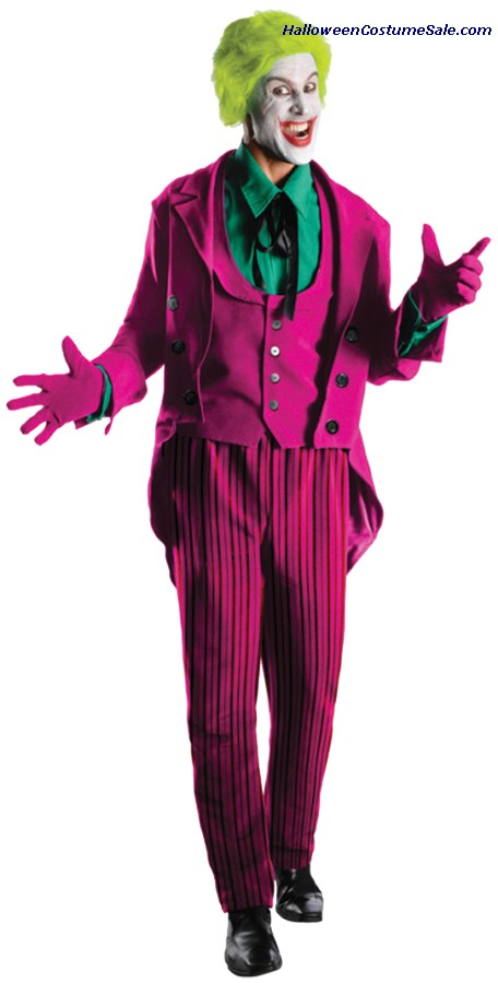 GRAND JOKER HERITAGE ADULT COSTUME