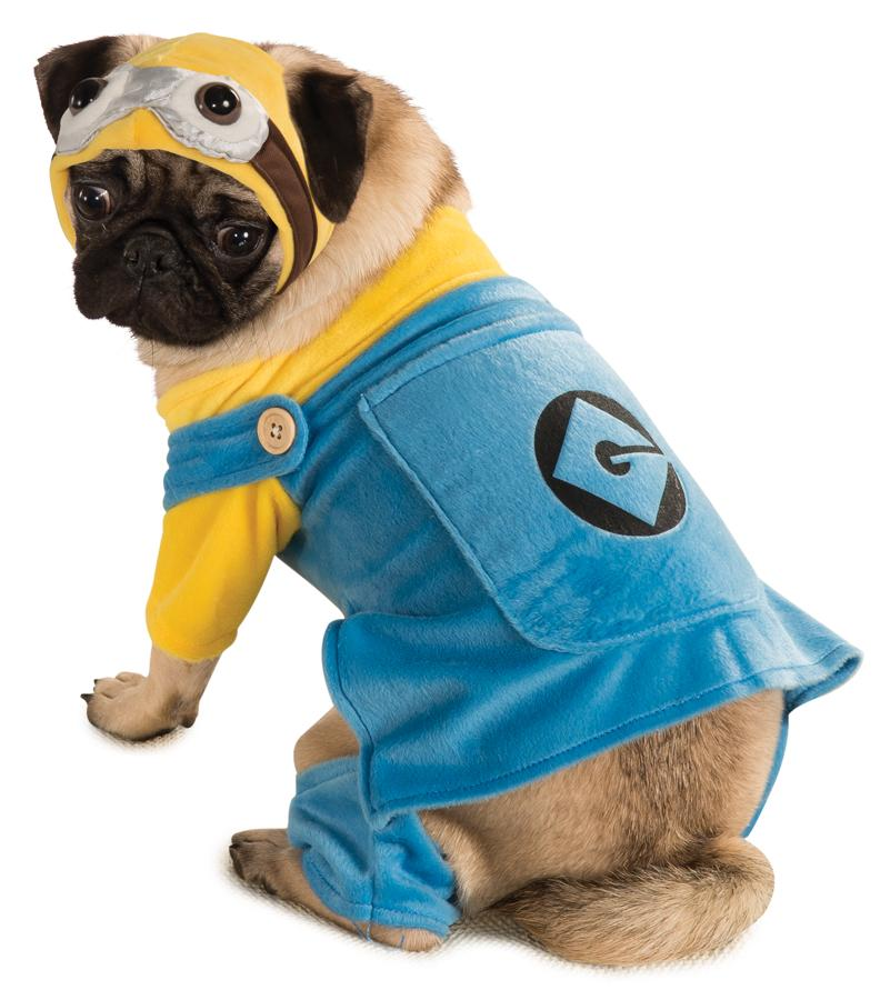 PET COSTUME MINION