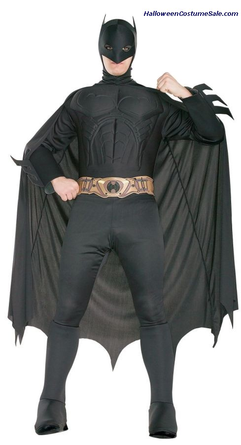 BATMAN DELUXE ADULT COSTUME