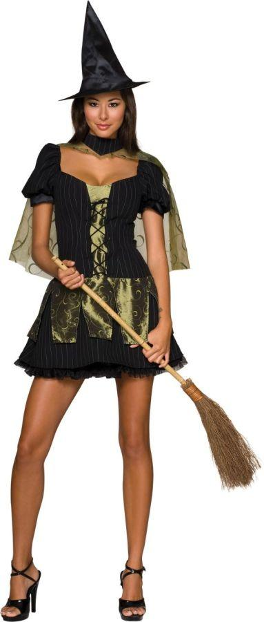 WICKED WITCH SECRET WISHES ADULT COSTUME