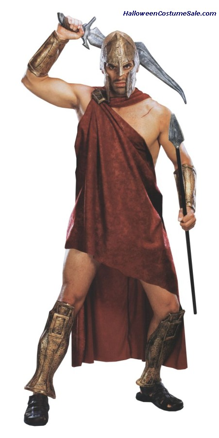 MOVIE 300 DELUXE SPARTAN ADULT COSTUME