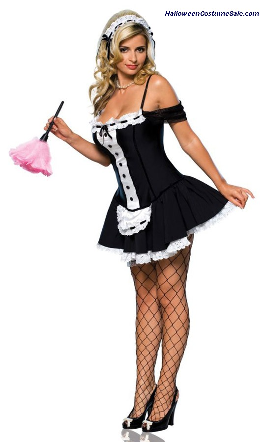 DUST BUNNY ADULT COSTUME