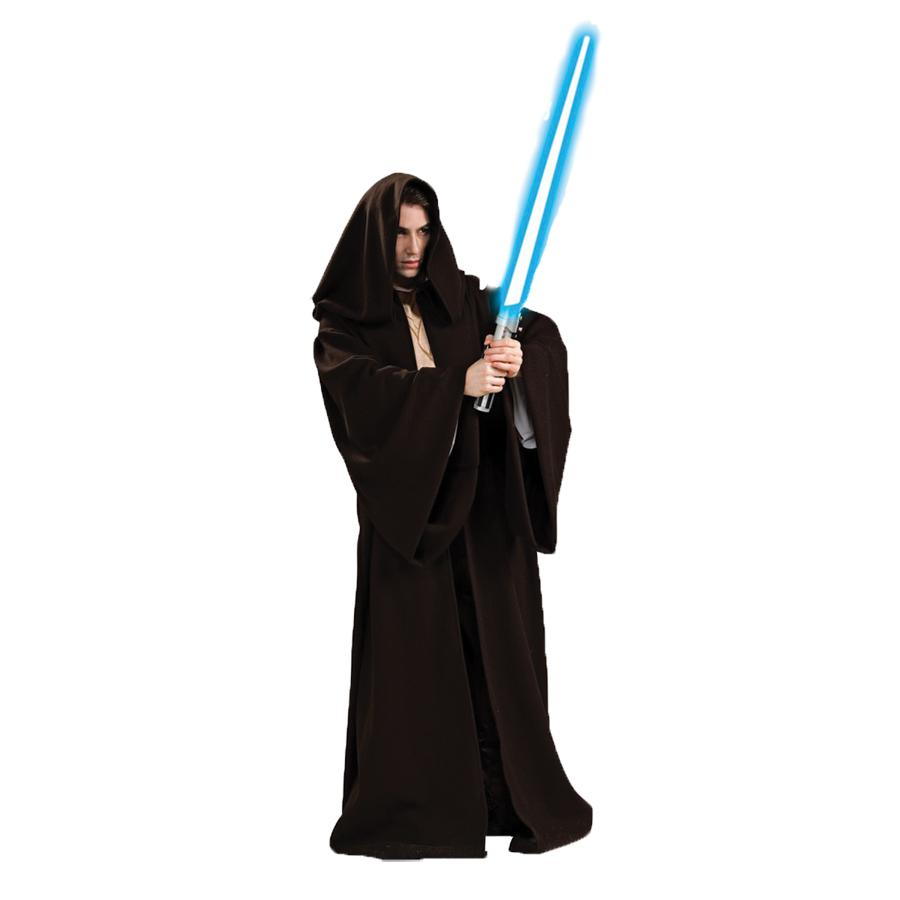 JEDI ROBE SUPER DELUXE  STANDARD ADULT COSTUME