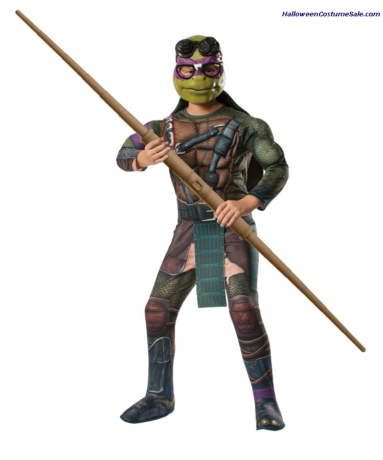 MUTANT DONATELLO CHILD COSTUME