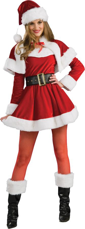 SANTAS HELPER ADULT COSTUME