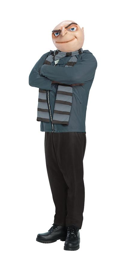 DESPICABLE ME GRU ADULT COSTUME