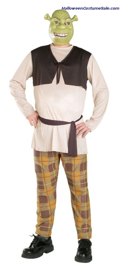 SHREK ADULT COSTUME